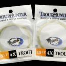 Trout Hunter Trout Leaders 305cm - 3X