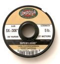 Umpqua SuperFluoro 0,152mm/100yds.